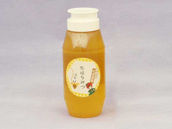 百花生はちみつ(プラスチックボトル)